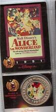Disney Alice In Wonderland dated 1951 Coin