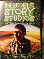 Incredible Story Studios - Vol. 2 (DVD, 2006)