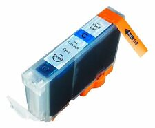 3 Pack Cyan Ink Cartridge fit for Canon CLI-8 iP3300 iP4200 iP4300 MP810 MP800