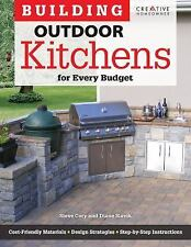 Building Outdoor Kitchens for Every Budget (Home Improvement)-ExLibrary