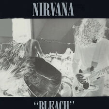 "Nirvana - Bleach (Sub Pop / SP034) 12"" Vinyl LP + MP3 Code! Classic! NEW+OVP!!!"