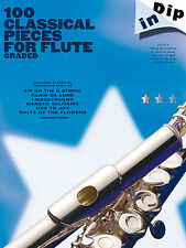 100 CLASSICAL Pieces for Flute Music Book Solos Mozart