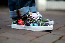 Vans Chima Ferguson Pro (Aloha) Black Classic Casual WOMEN'S SHOES SIZE 9
