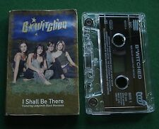 B*Witched I Shall Be There ft Ladysmith Mambazo Cassette Tape Single - TESTED