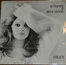 MILVA - LA FILANDA e altre storie - 1972 Ricordi - SIGILLATO  - Reverberi