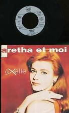 AXELLE RED 45 TOURS GERMANY ARETHA ET MOI