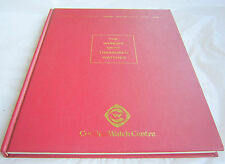 Rare Collectable 1991 Catalogue for CORTINA 20th Anniversay of Luxury Watch