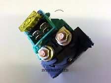 Starter Motor Relay Solenoid For Honda NX 250 MD21 1989