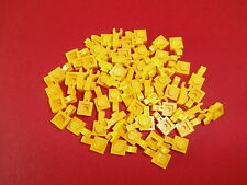 LEGO ULTRA AGENTS 60 Plaquitas 61252 amarillo 1x1 con verticales Clip NUEVO