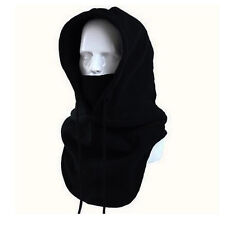 4 in 1 Winter Outdoor Sport Warmer Thermal Balaclava Hood Windproof Mask Hat B