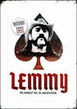 Lemmy: 49 Motherfker, 51 Son of a Bitch (DVD, 2011, 2-Disc Set)