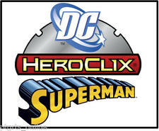 DC Heroclix Superman Collection Booster #8 (32) Assorted Figures Excellent Cond