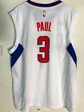 Adidas NBA Jersey Los Angeles Clippers Chris Paul White sz S