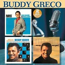 Big Band and Ballads/Buddy's in a Brand New Bag/Away We Go by Buddy Greco...