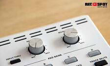 "Akai mpc 2500 aluminio mandos giratorios Knobs ""the purist"" (plata)"