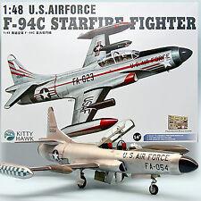 KITTY HAWK 1/48 LOCKHEED F-94C STARFIRE KIT