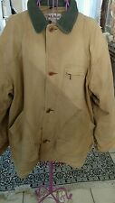 LL Bean Primaloft insulated canvas Barn Field jacket men's large.