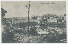 AK Chauvoncourt A. Mosa 1.wk (x179)