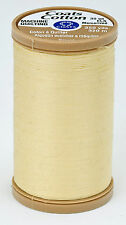 Coats Cotton Machine Quilting Thread - S975 Egyptian Cotton - Choose your color