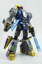 Transformers ToyWorld TW-D04 Dinobots Iron Dreg Slag BLUE EDITION in Stock