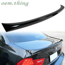 """SHIP OUT TODAY"" PAINTED BMW E90 4D SEDAN OE TYPE TRUNK SPOILER 330xi 325 #475"