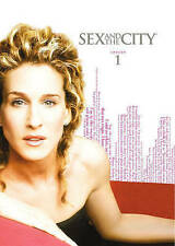 DVD: Sex and the City: Season 1, Various. Good Cond.: Various