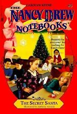 The Secret Santa (Nancy Drew Notebooks #3), Keene, Carolyn, , Book, Very Good