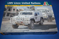 Italeri 6535 - LMV Lince United Nations scala 1/35