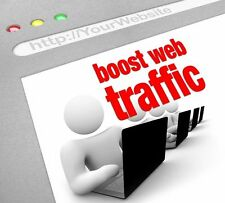 200,000 views to your website real unique web traffic with google activity