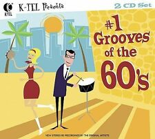 Various Artists K-Tel Presents: #1 Grooves of the 60s CD