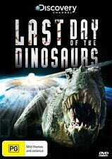 Last Day Of The Dinosaurs (DVD, 2011) BRAND NEW SEALED!