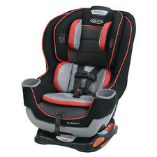 Graco Extend2Fit Convertible Car Seat - Color Solar - New