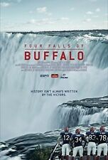 Espn Films 30 For 30: Four Falls Of Buffalo (2016, DVD NIEUW)