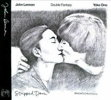Double Fantasy Stripped Down [Digipak] by John Lennon/Yoko Ono (CD, Oct-2010, 2