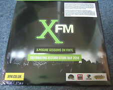 XFM X-POSURE SESSIONS Toy The Computers etc Limited Edition RSD 2014 LP SEALED