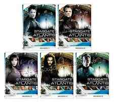Stargate Atlantis Complete Series Season 1 2 3 4 5 Box/DVD Set(s) Collection NEW