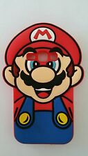 IT- PHONECASEONLINE SILICONE COVER MARIO PARA SAMSUNG GALAXY J1 J120 2016