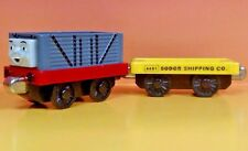 Troublesome Truck + Sodor Shipping Co -Thomas Metal Diecast Take Along Train Lot