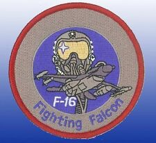 Patch écusson F-16 Fighting Falcon