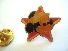 PINS RARE MICKEY ETOILE PERSONNAGE BD CINEMA TV DESSIN ANIME DISNEY