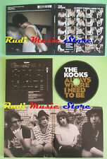 CD singolo The Kooks Always Where I Need To Be CARDSLEEVE PROMO no lp mc(S19)