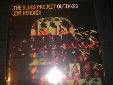 JIMI HENDRIX The Blues Project Outtakes vinyl 2-LP color ltd #'d gatefold