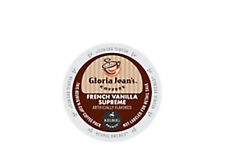 Gloria Jean's French Vanilla Supreme Coffee Keurig K-Cups 24-Count