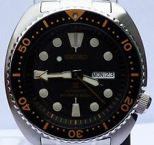 SEIKO PROSPEX TURTLE BRAND NEW MENS AUTOMATIC 200m DIVERS WATCH SRP775K1