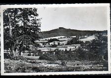 SAINT-HONORE-les-BAINS (58) VILLAS / VIEILLE MONTAGNE cliché période 1950