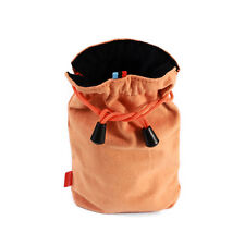 Matin MICROFIBER CLEANER POUCH Camera Lens Soft Case Sleeve Cover Bag Tan /S v2