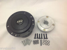 Steering wheel boss kit adaptor to fit Suzuki swift 1984 to 1990 boss hub kit