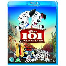 101 Dalmatians [Blu-ray] Classic Disney Movie UK Release OOP in the US