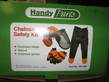 Handy HP-189 chainsaw safety clothing kit