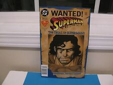 DC Comics #717 Wanted Superman 1996 #1 Comic Book ~Excellent Condition~